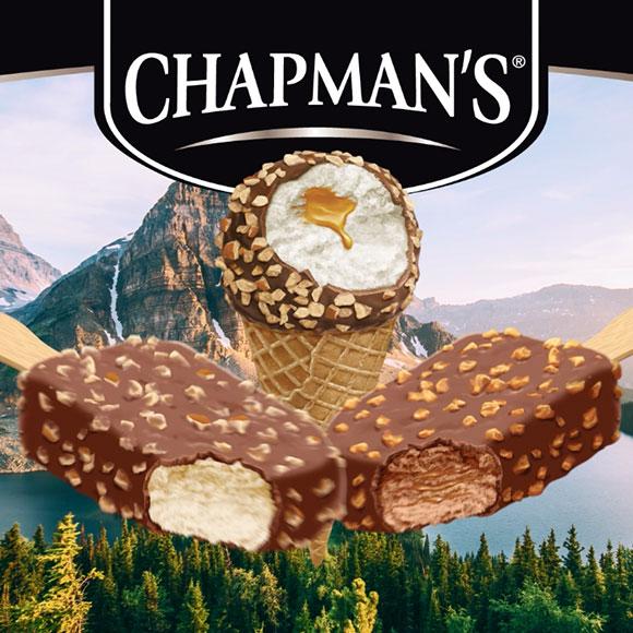 Chapman's Yukon Ice Cream