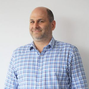 Jon 'Bernie' Bernstein, Director of Digital Marketing at Fifth Story.