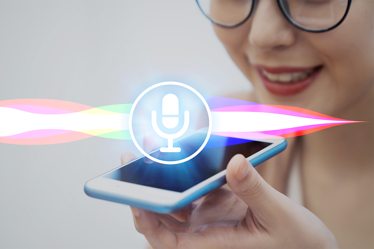 Can we talk about voice technology?